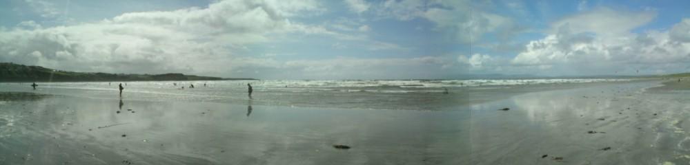 Rossnowlagh dog-friendly beach, RoI - Dog walks in Ireland