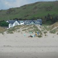 Aberdovey dog-friendly beach, Wales - Dog walks in Wales