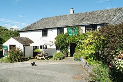 Dartmoor dog-friendly pub, Devon - Driving with Dogs