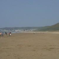 Woolacombe dog-friendly beach, Devon - Dog walks in Devon