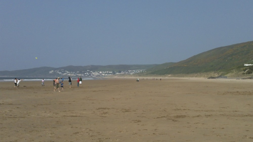 Woolacombe dog-friendly beach, Devon - Dog walks in Devon
