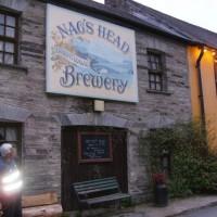Abercych dog-friendly pub and dog walk, Wales - Dog walks in Wales