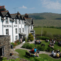 Dog-friendly pub near Ambleside, Cumbria - Dog walks in Cumbria