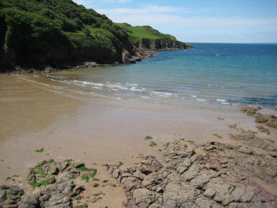 Hope Cove dog walk and dog-friendly beach, Devon - Driving with Dogs