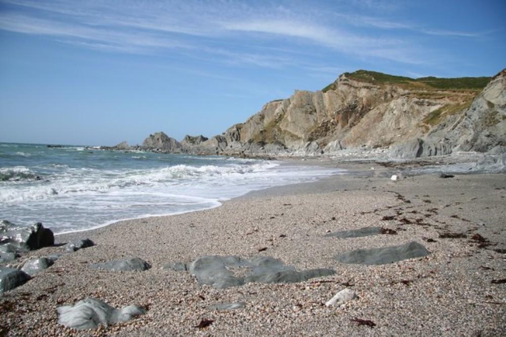 Rockham Bay dog-friendly beach, Devon - Dog walks in Devon