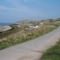 Parton dog-friendly beach, Cumbria - Dog walks in Cumbria