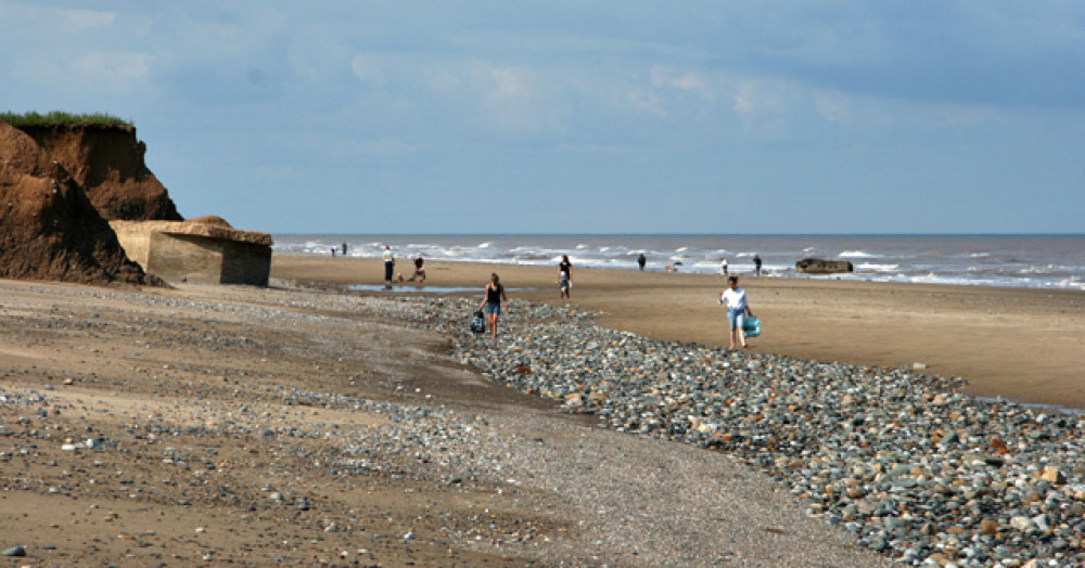 Easington dog-friendly beach, County Durham - Dog walks in County Durham