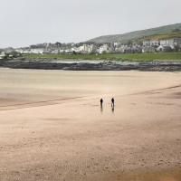 Gansey Bay, Port St Mary, Isle of Man - Dog walks on the Isle of Man
