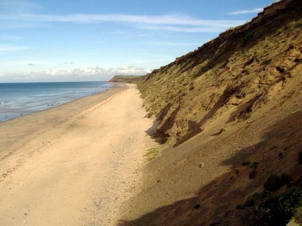Kirk Michael, Isle of Man - Dog walks on the Isle of Man