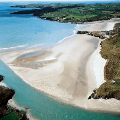 Inchydoney dog-friendly beach, RoI - Driving with Dogs