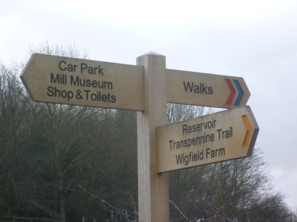 Worsbrough Country Park dog walk, Yorkshire - Dog walks in Yorkshire