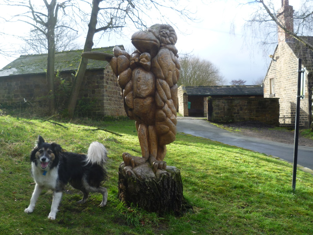 Worsbrough Country Park dog walk, Yorkshire - Dog walks in Yorkshire
