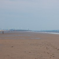 Blundellsands dog-friendly beach, Lancashire - Dog walks in Lancashire