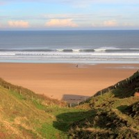 Marske Sands dog-friendly beach, Yorkshire - Dog walks in Yorkshire