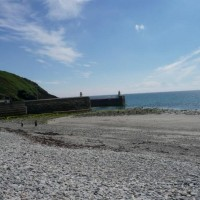 Laxey, Isle of Man - Dog walks on the Isle of Man