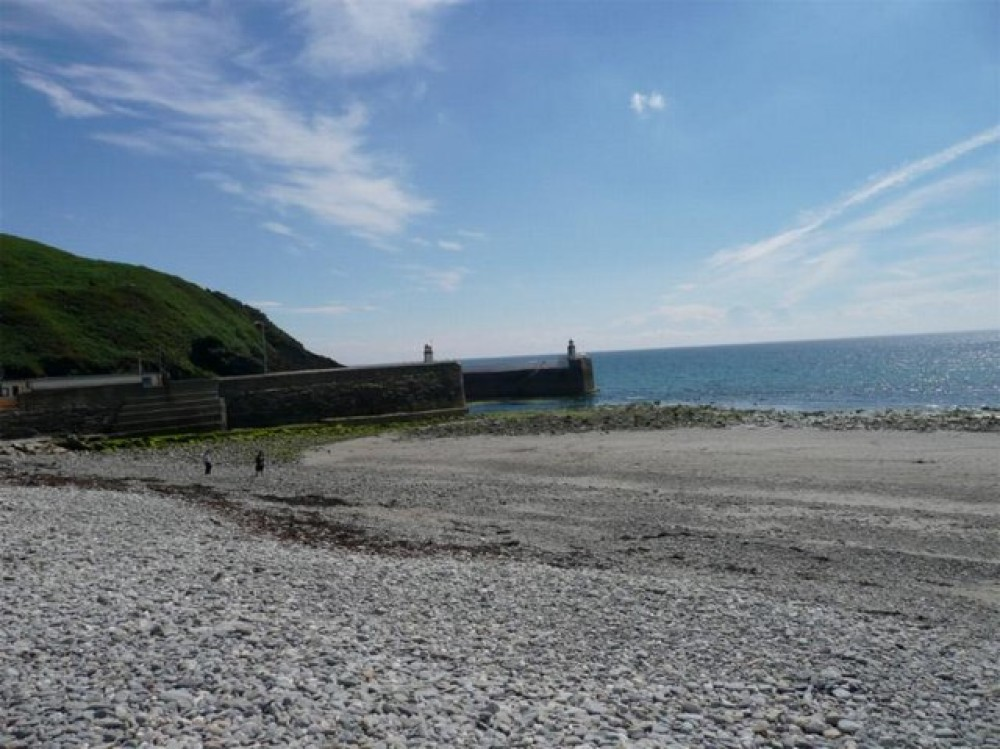 Laxey, Isle of Man - Dog walks on the Isle of Man