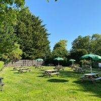 M1 Junction 11a dog-friendly pub and short walk, Bedfordshire - Dog-friendly pub and dog walk near Luton