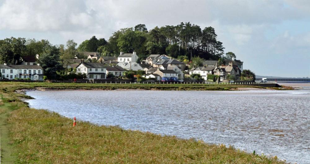 Ship Inn dog-friendly pub near Milnthorpe, Cumbria - Dog walks in Cumbria