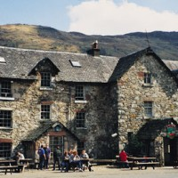 A82 dog-friendly pub and dog walk near Loch Lomond, Scotland - Dog walks in Scotland
