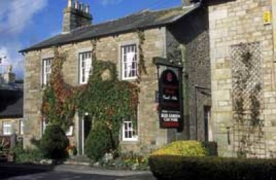 Jack Mytton Inn dog-friendly pub with dog walk, Shropshire - Driving with Dogs