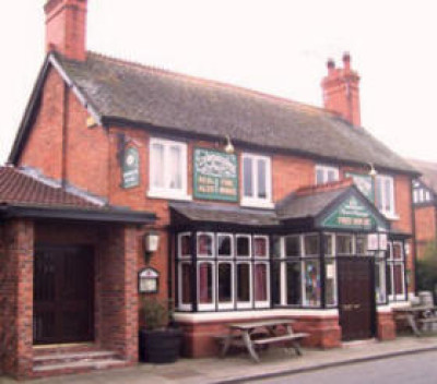 Bhurtpore Inn dog-friendly, Cheshire - Driving with Dogs