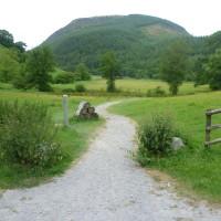 Reservoir country trails dog walk, Wales - Dog walks in Wales