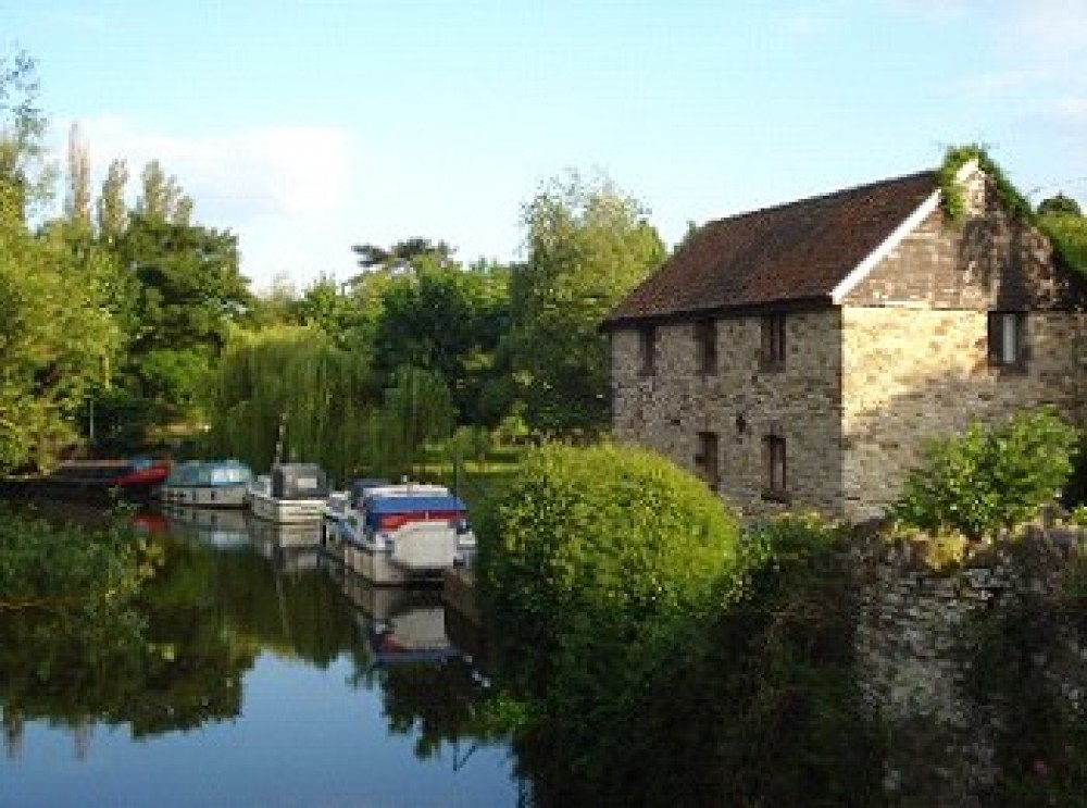 Keynsham dog-friendly pub and dog walk, Somerset - Dog walks in Somerset