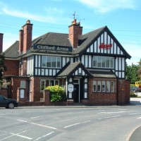 Clifford Arms dog-friendly pub and dog walk, Great Haywood, Staffordshire - Dog walks in Staffordshire