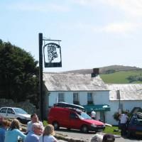 Llangennith dog-friendly beach and pub, Gower, Wales - Dog walks in Wales