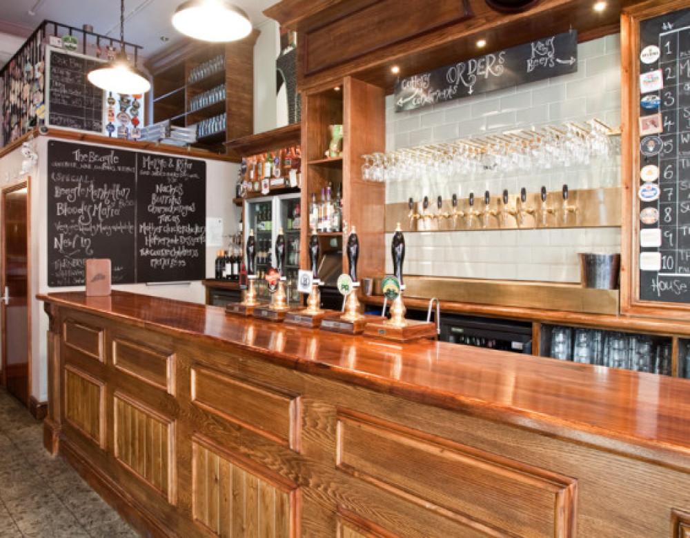 The Beagle dog-friendly pub in Chorlton, Greater Manchester - Dog walks in Greater Manchester