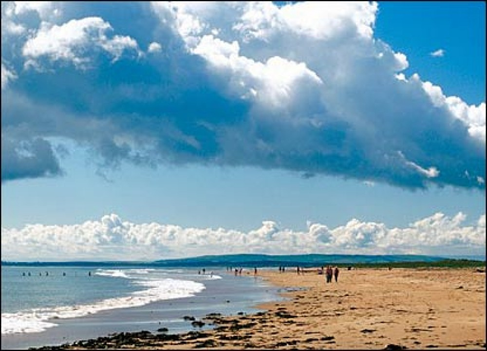 Rosemarkie dog-friendly beach and dog walk, Scotland - Dog walks in Scotland