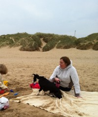 St Annes dog-friendly beach, Lancashire - Dog walks in Lancashire