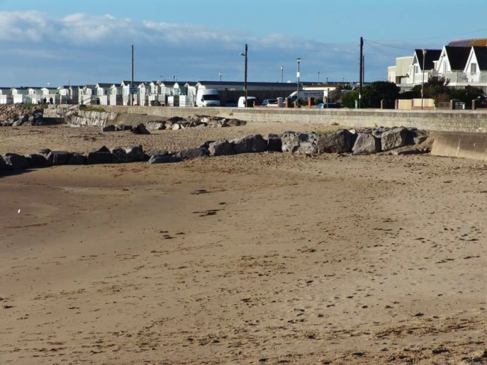 Porthcawl dog-friendly Beach, Wales - Dog walks in Wales