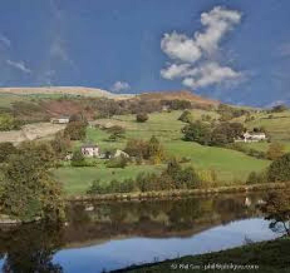New Mills dog walk in the High Peak, Derbyshire - Dog walks in Derbyshire