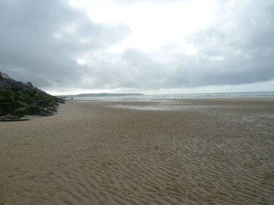 A16 exit 38 Wissant dog-friendly beach, France - Driving with Dogs