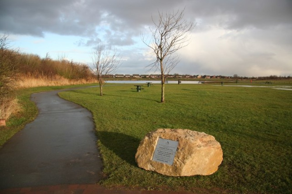 Cleethorpes Country Park dog walk, Lincolnshire - Dog walks in Lincolnshire