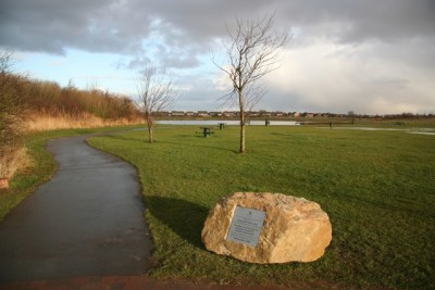 Cleethorpes Country Park dog walk, Lincolnshire - Driving with Dogs