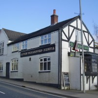 Sharnford Arms dog-friendly pub, Leicestershire - Dog walks in Leicestershire