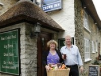 Puncknowle dog-friendly pub, Dorset - Dog walks in Dorset