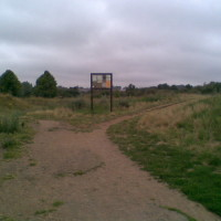 Bradlaugh Fields dog walk, Northamptonshire - Dog walks in Northamptonshire