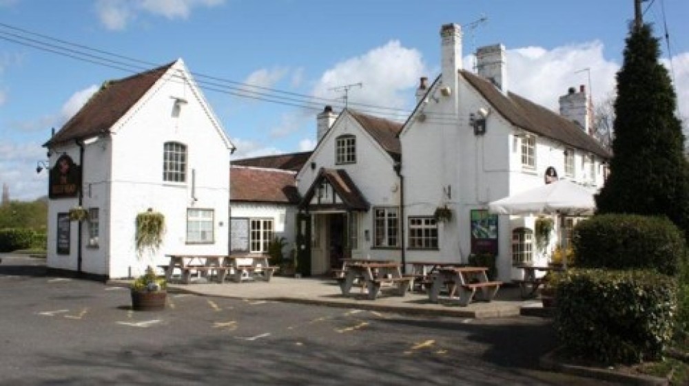 Earlswood dog-friendly pub, Warwickshire - Dog walks in Warwickshire
