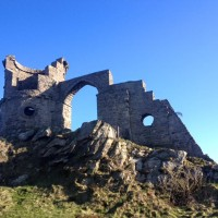Mow Cop Castle dog walk, Cheshire - Dog walks in Cheshire