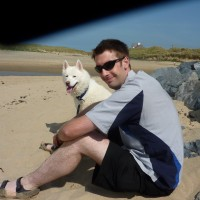 Rhosneigr dog-friendly beach, Anglesey, Wales - Dog walks in Wales