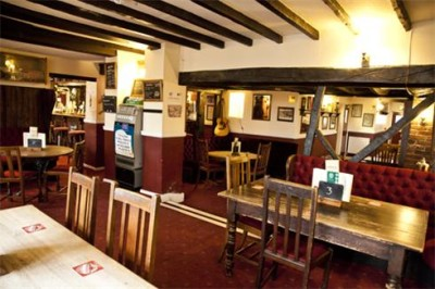 A38 dog walk and dog-friendly pub near Huntspill, Somerset - Driving with Dogs