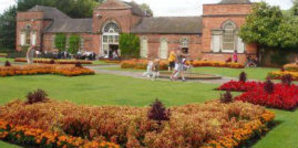 A38 near Derby dog walk with cafe, Derbyshire - Dog walks in Derbyshire
