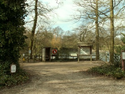 A12 Country Park dog walk near Danbury, Essex - Driving with Dogs