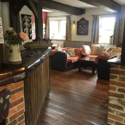 Dean Ale and Cider House dog-friendly, West Sussex - Driving with Dogs
