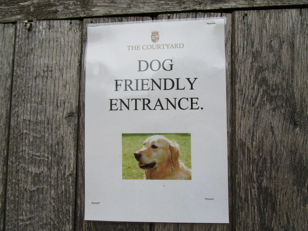 A11 Elveden shopping and short dog walk, Norfolk - Dog walks in Norfolk