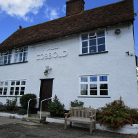Tattingstone dog-friendly pub and dog walk, Suffolk - Dog walks in Suffolk