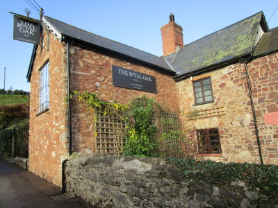 Exmoor dog-friendly pub and dog walk near Dunster, Somerset - Driving with Dogs